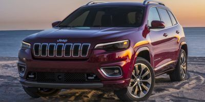 New 2019 Jeep Cherokee North