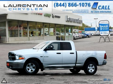 Pre-Owned 2010 Dodge Ram 1500 SLT- BLUETOOTH!! TOW HOOKS!! TOW HITCH!!