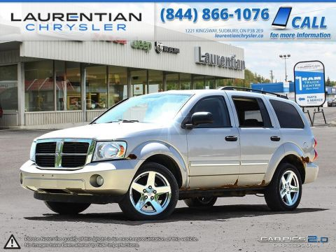 Pre-Owned 2009 Dodge Durango SLT- SELF CERTIFY!! AWD