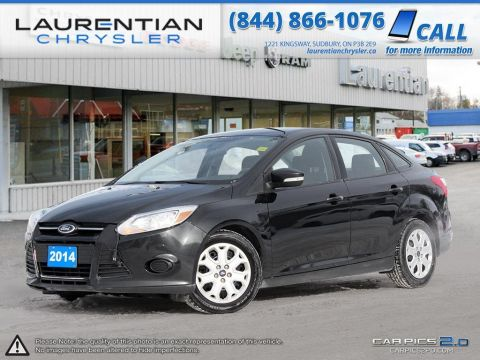 Pre-Owned 2014 Ford Focus SE HEATED SEATS!! BLUETOOTH!!