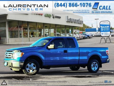 Pre-Owned 2011 Ford F-150 FX4- TOW HOOKS!! TOW HITCH!! SELF CERTIFIED!!!!!!!