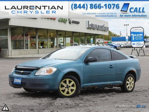 Pre-Owned 2006 Chevrolet Cobalt LS- SELF CERTIFY!!