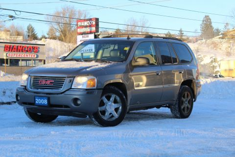 Pre-Owned 2008 GMC Envoy SLT - 4WD!! SELF CERTIFY!!!