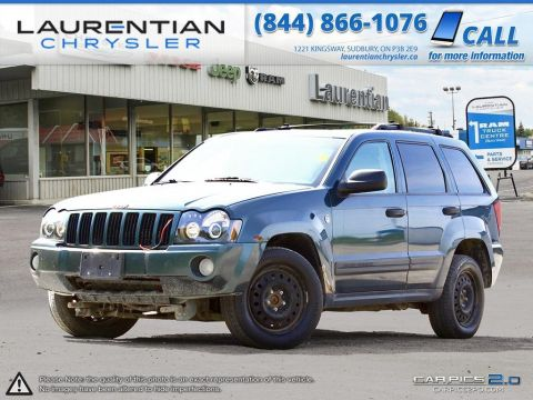 Pre-Owned 2005 Jeep Grand Cherokee Laredo- SELF CERTIFY!! 4WD