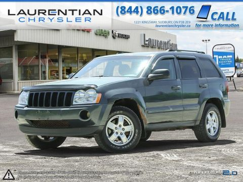 Pre-Owned 2007 Jeep Grand Cherokee Laredo- SELF CERTIFY!!! 4WD