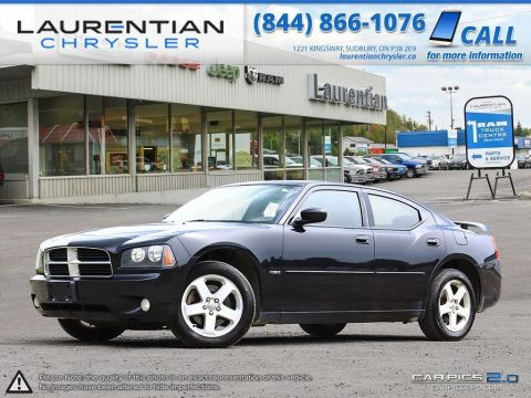 Pre-Owned 2010 Dodge Charger R/T-AWD!   HEMI V8!! 368HP!! LEATHER!! -SELF CERTIFY-
