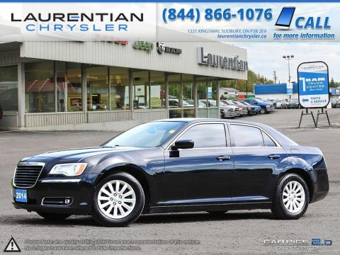 Pre-Owned 2014 Chrysler 300 Touring- RWD!! BEAUTIFUL CAR!!! LEATHER!! GREAT SHAPE!! Rear Wheel Drive 4dr Car