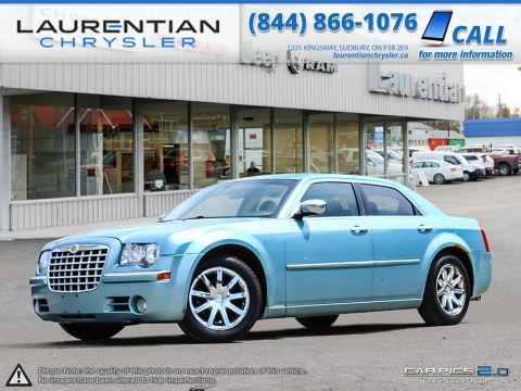 Pre-Owned 2009 Chrysler 300 Limited- LEATHER! SUNROOF! HEATED SEATS! RWD! Rear Wheel Drive 4dr Car