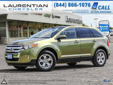 Pre-Owned 2013 Ford Edge SEL- SELF CERTIFY!!!! AWD!! LEATHER!! DUAL SUNROOF!!! All Wheel Drive Station Wagon