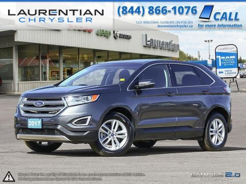 Pre-Owned 2017 Ford Edge SEL- AWD, BLUETOOTH, BACK-UP CAM, HEATED SEATS!!! All Wheel Drive Sport Utility