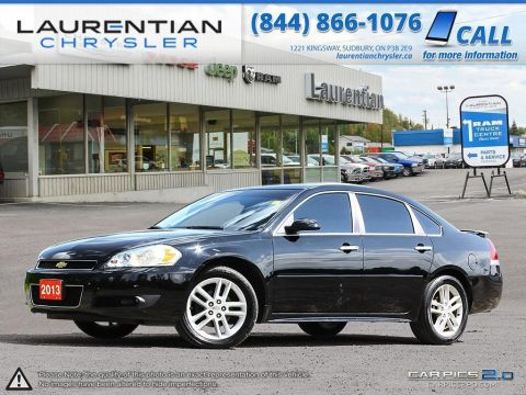 Pre-Owned 2013 Chevrolet Impala LTZ- LEATHER!! SUNROOF!