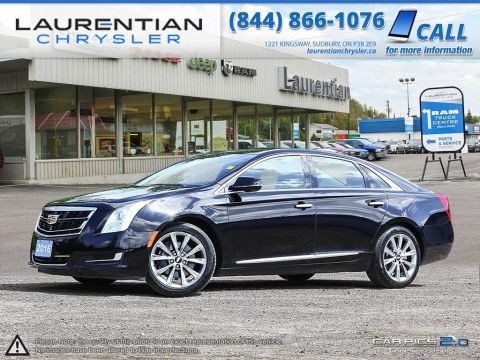 Pre-Owned 2016 Cadillac XTS -LOADED WITH FEATURES!! BEAUTIFUL CAR!! A MUST SEE!! Front Wheel Drive 4dr Car