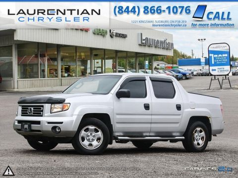 Pre-Owned 2006 Honda Ridgeline LX- 4WD!! SELF CERTIFY!!