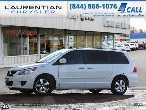 Pre-Owned 2010 Volkswagen Routan Highline- SELF CERTIFY!!!! HEATED SEATS!! 2 DVD SCREENS!! SUNROOF!!