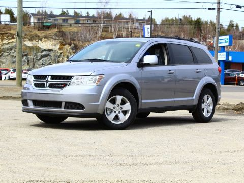 New 2017 Dodge Journey SE Plus