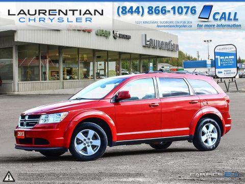Pre-Owned 2013 Dodge Journey SE- BLUETOOTH!!