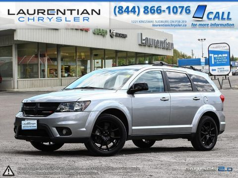 Pre-Owned 2017 Dodge Journey SXT- COMPANY DEMO! Front Wheel Drive Sport Utility