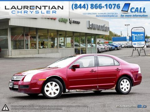 Pre-Owned 2006 Ford Fusion SE- SELF CERTIFY!!