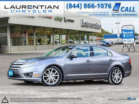Pre-Owned 2012 Ford Fusion SE- SELF CERTIFY!!