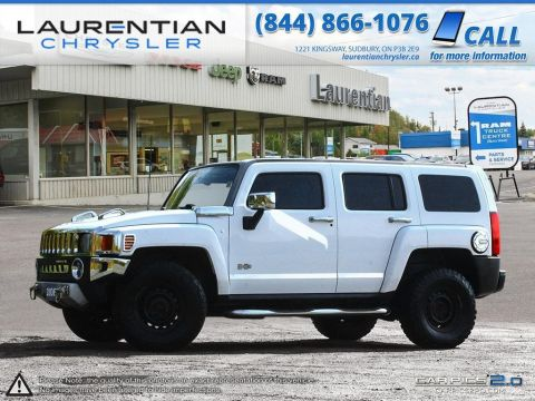 Pre-Owned 2008 HUMMER H3 SELF CERTIFY!!! LEATHER!! SUNROOF!!
