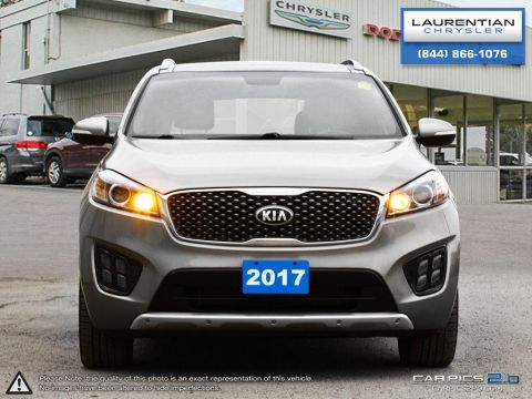 Pre-Owned 2017 Kia Sorento SX- ONE OWNER!! ACCIDENT FREE!!! GREAT PRICE!! With Navigation