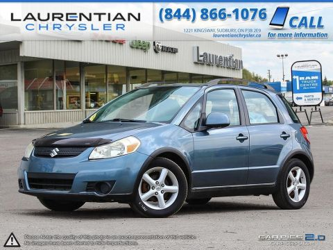 Pre-Owned 2009 Suzuki SX4 Hatchback JX -SELF CERTIFY-GREAT CONDITION! AWD!! AWD