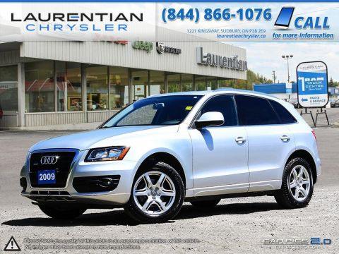 Pre-Owned 2009 Audi Q5 - SELF CERTIFY!! All Wheel Drive Sport Utility