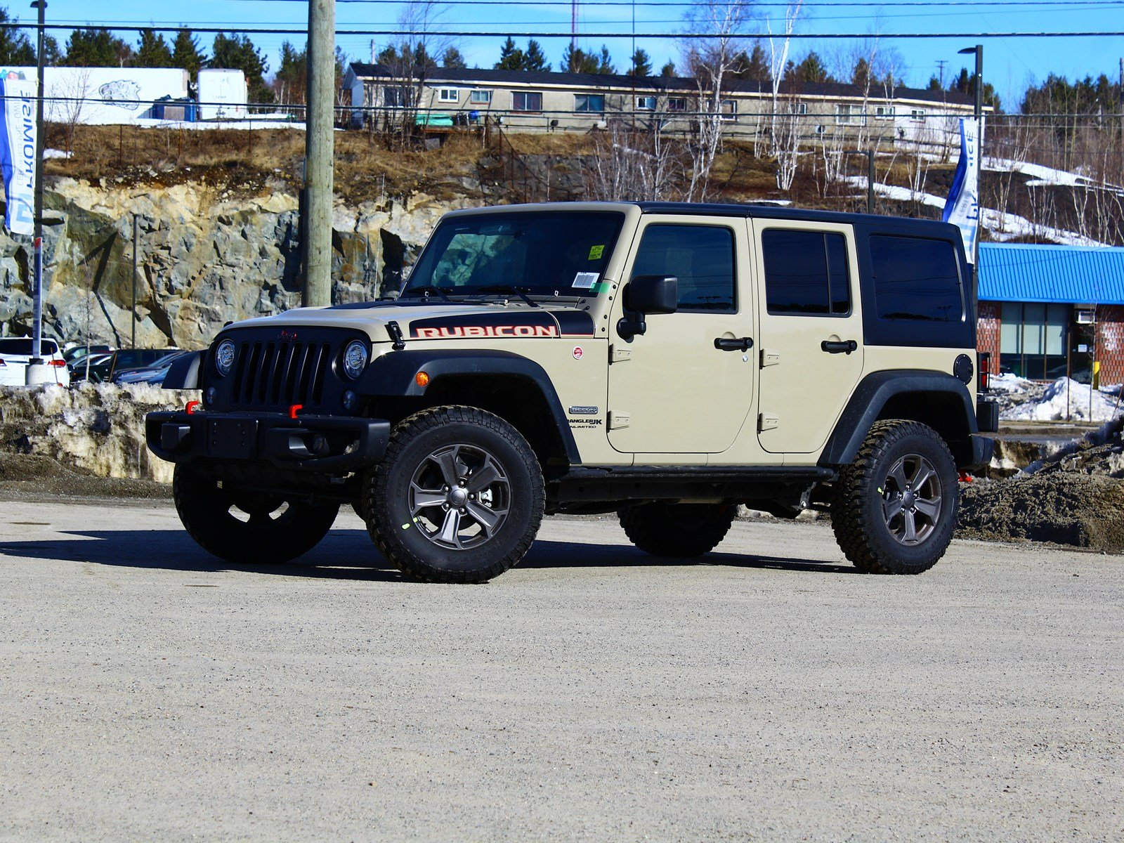 lifted watch ride jeep time mb winnipeg rubicon wrangler