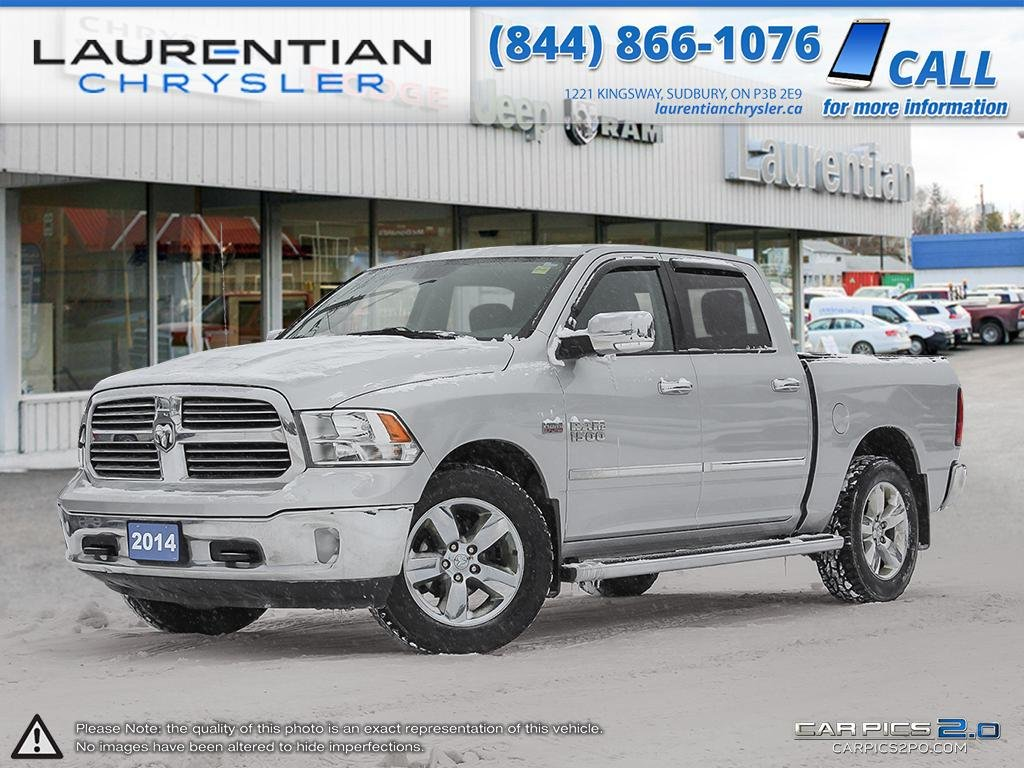 Pre-Owned 2014 Ram 1500 Big Horn -ONE OWNER WITH CLEAN CARFAX!!!!!!