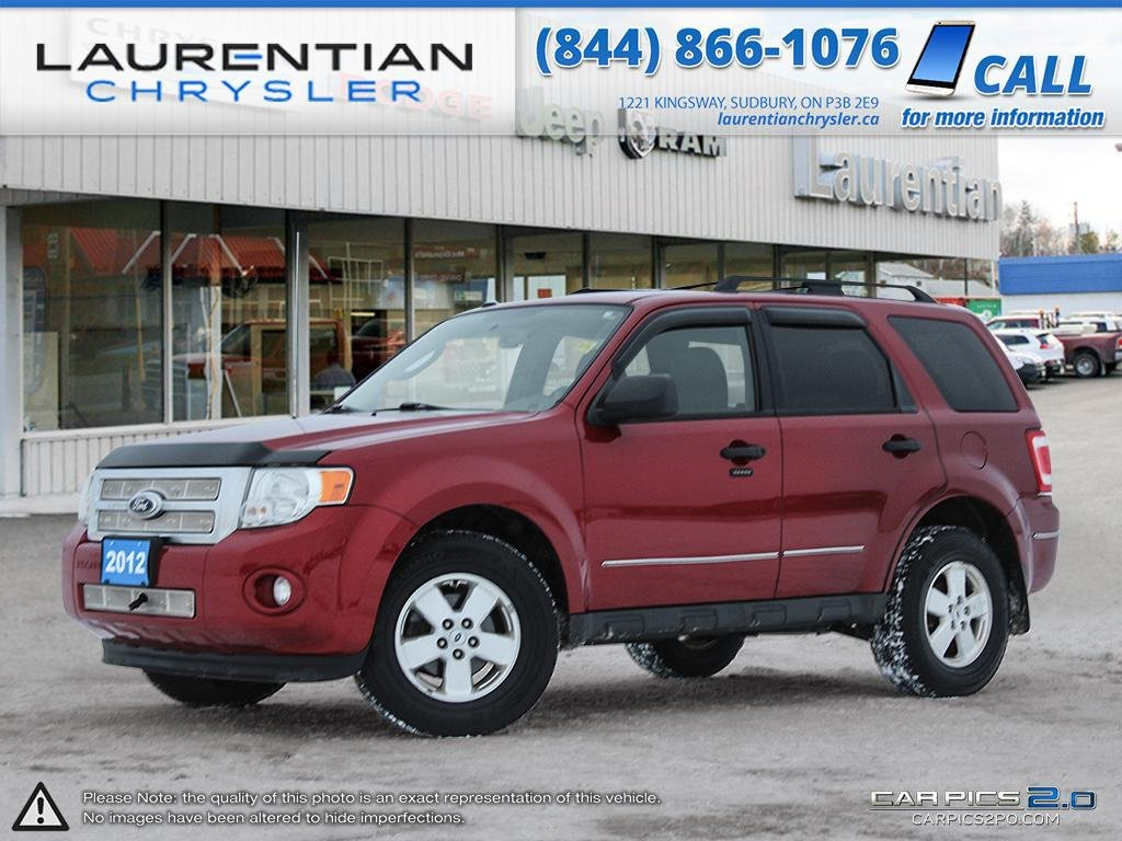 Pre-Owned 2012 Ford Escape XLT-V6!!! FLEX FUEL!!! ROOM FOR THE WHOLE CREW!!!