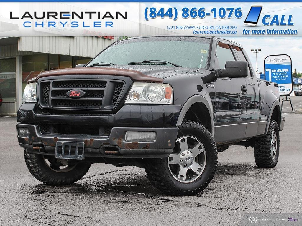 Pre-Owned 2004 Ford F-150 FX4- SELF CERTIFY!!!