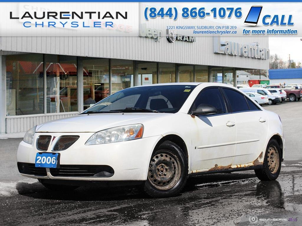 Pre-Owned 2006 Pontiac G6 - KEYLESS ENTRY SELF CERTIFY!!!