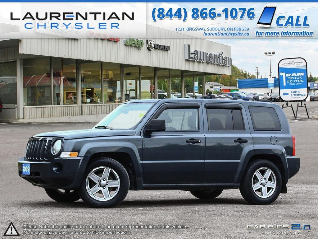 Pre Owned 2007 Jeep Patriot  SELF CERTIFY  Sport 4X4