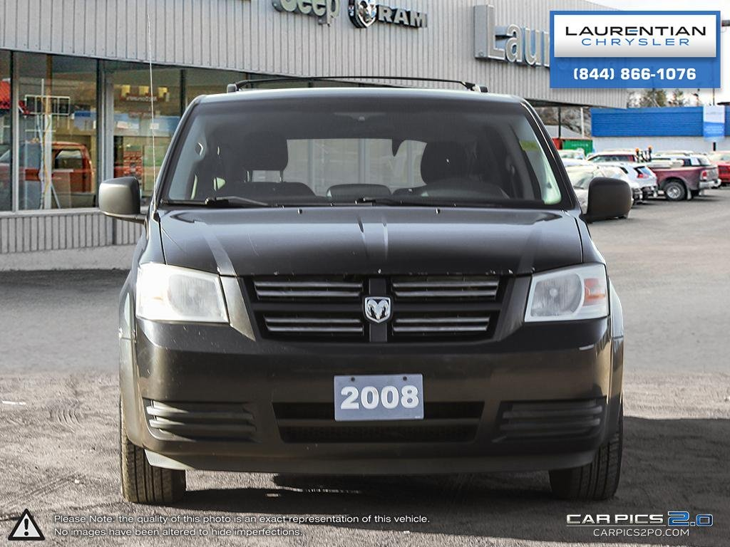 Pre Owned 2008 Dodge Grand Caravan Se Self Certify Mini Van
