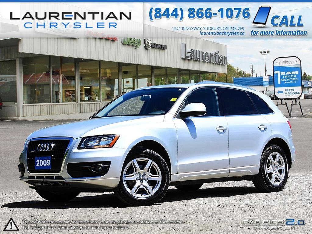Pre-Owned 2009 Audi Q5 - SELF CERTIFY!!