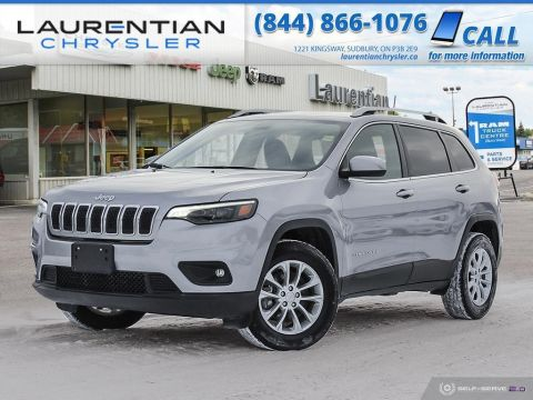Pre-Owned 2019 Jeep Cherokee North - BACK-UP CAMERA, BLUETOOTH, 4X4!!