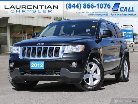Pre-Owned 2012 Jeep Grand Cherokee Laredo - BLUETOOTH, HEATED SEATS, BACK-UP CAM, 4X4!!!!