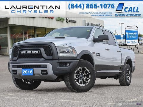 Pre-Owned 2016 Ram 1500 Rebel - BACKUP CAM, NAV, HEATED SEATS!!!