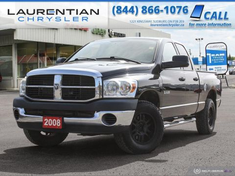 Pre-Owned 2008 Dodge Ram 1500 ST - SELF CERTIFY!!!