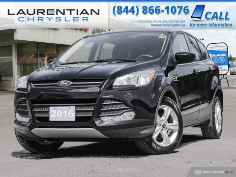 Pre-Owned 2016 Ford Escape SE - BLUETOOTH, HEATED SEATS, BACK-UP CAM!!! FWD Sport Utility