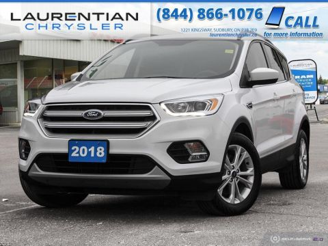 Pre-Owned 2018 Ford Escape SEL - BACK-UP CAM, NAV, BLUETOOTH, PANO SUNROOF!!!