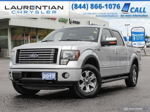 Pre-Owned 2012 Ford F-150 FX4 - BACK-UP CAM, NAV, HEATED SEATS, BLUETOOTH, CERTIFIED!!!!