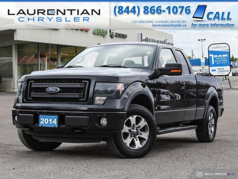 Pre-Owned 2014 Ford F-150 FX4 - BACK-UP CAM, BLUETOOTH, LEATHER, CERTIFIED!!!!