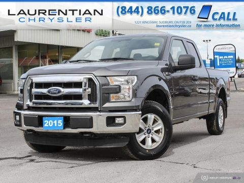Pre-Owned 2015 Ford F-150 XLT - 4X4, BLUETOOTH, KEYLESS ENTRY!!!!