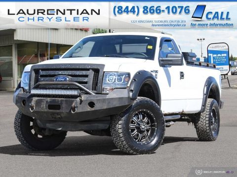 Pre-Owned 2011 Ford F-150 XLT - PERFECT WORK TRUCK, SELF CERTIFY!!!