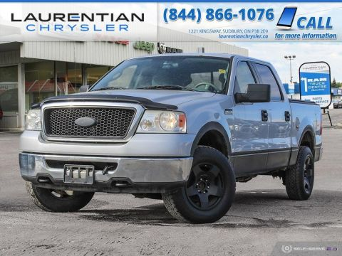 Pre-Owned 2006 Ford F-150 XLT - SELF CERTIFY!!!