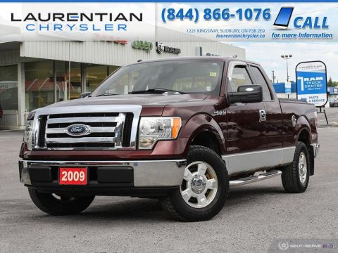 Pre-Owned 2009 Ford F-150 XLT - SELF CERTIFY!!! RWD Extended Cab Pickup