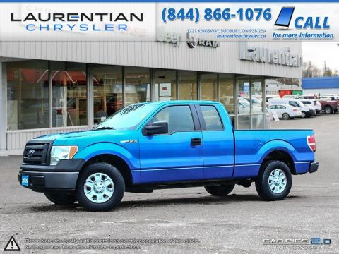 Pre-Owned 2009 Ford F-150 STX- SELF CERTIFY!! EXT CAB! V8!