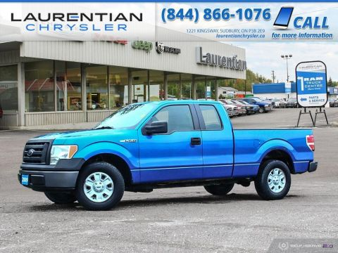 Pre-Owned 2009 Ford F-150 STX- SELF CERTIFY!! EXT CAB! V8! Rear Wheel Drive Extended Cab Pickup
