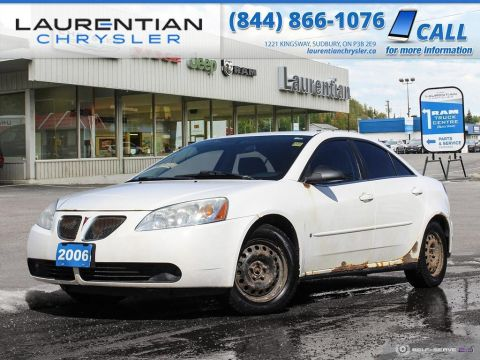 Pre-Owned 2006 Pontiac G6 - KEYLESS ENTRY SELF CERTIFY!!! FWD 4dr Car